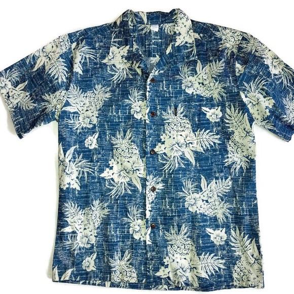 d2fc8c4c palmwave hawaii Shirts | Palm Wave Hawaii Shirt | Poshmark